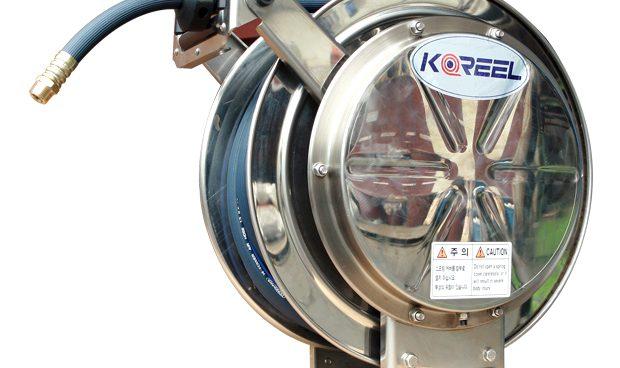 Rulo cuốn ống nước inox RWA-STS